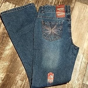 NWT Arizona Bootcut Jeans